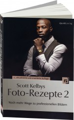 Scott Kelbys Foto-Rezepte Band 2, Best.Nr. DP-163, € 19,95