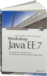 Workshop Java EE 7, Best.Nr. DP-195, € 34,90
