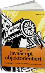 JavaScript objektorientiert, Best.Nr. DP-202, € 19,95