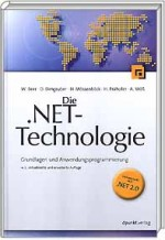 Die .NET-Technologie, Best.Nr. DP-421, € 39,00