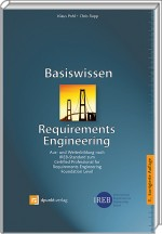 Basiswissen Requirements Engineering, Best.Nr. DP-771, € 29,90