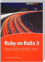 Ruby on Rails 3, Best.Nr. EP-20267, € 34,90