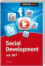 Social Development mit .NET, Best.Nr. EP-20564, € 29,90