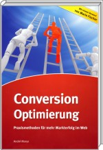 Conversion-Optimierung, ISBN: 978-3-86802-066-3, Best.Nr. EP-20663, erschienen 11/2011, € 29,90