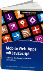 Mobile Web-Apps mit JavaScript, Best.Nr. EP-20854, € 34,90