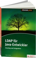 LDAP f�r Java-Entwickler, Best.Nr. EP-20946, € 29,90