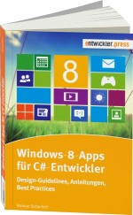 Windows-8-Apps f�r C#-Entwickler, Best.Nr. EP-21257, € 24,90