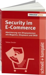 Security im E-Commerce schnell + kompakt, Best.Nr. EP-21295, € 12,90