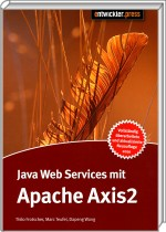 Java Web Services mit Apache Axis2, Best.Nr. EP-84884, € 49,90