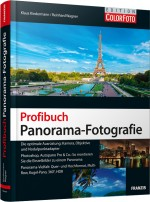 Profibuch Panorama-Fotografie - Edition ColorFoto, Best.Nr. FR-60118, € 19,95