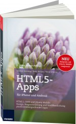 HTML5-Apps f�r iPhone und Android, Best.Nr. FR-60201, € 30,00