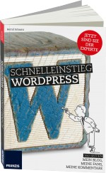 Schnelleinstieg WordPress, Best.Nr. FR-60404, € 19,95