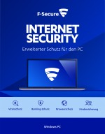 F-Secure Internet Security 2016 Student 1 PC 1 Jahr, Best.Nr. FSO182, € 9,95