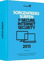 F-Secure Internet Security 2015 - 1 PC - 1 Jahr, ESD, Best.Nr. FSR232, € 24,95