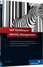 SAP NetWeaver Identity Management, Best.Nr. GP-1348, € 69,90