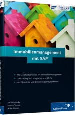 Immobilienmanagement mit SAP, Best.Nr. GP-1375, € 69,90