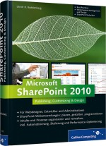 Microsoft SharePoint 2010, Best.Nr. GP-1417, € 49,90