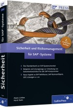 Sicherheit und Risikomanagement f�r SAP-Systeme, Best.Nr. GP-1421, € 69,90
