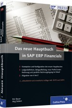 Das neue Hauptbuch in SAP ERP Financials, Best.Nr. GP-1453, € 69,90