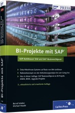 BI-Projekte mit SAP - SAP NetWeaver BW und SAP BusinessObjects, Best.Nr. GP-1543, € 79,90
