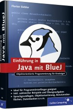 Einf�hrung in Java mit BlueJ, Best.Nr. GP-1630, € 29,90