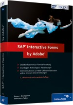 SAP Interactive Forms by Adobe, Best.Nr. GP-1634, € 69,90