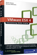 VMware ESX 4, ISBN: 978-3-8362-1644-9, Best.Nr. GP-1644, erschienen 09/2010, € 55,00