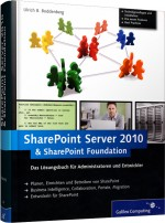 SharePoint Server 2010 & SharePoint Foundation, Best.Nr. GP-1655, € 59,90