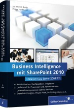 Business Intelligence mit SharePoint 2010 und SQL Server 2008 R2, Best.Nr. GP-1660, € 59,90