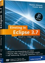 Einstieg in Eclipse 3.7, Best.Nr. GP-1668, € 34,90
