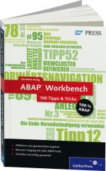 ABAP Workbench - 100 Tipps & Tricks, Best.Nr. GP-1719, € 49,90