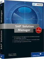 SAP Solution Manager, Best.Nr. GP-1737, € 69,90