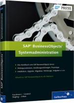 SAP BusinessObjects - Systemadministration, Best.Nr. GP-1785, € 69,90