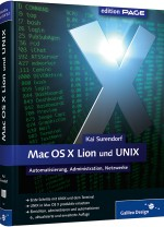 OS X Lion und UNIX, Best.Nr. GP-1792, € 44,90