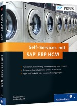 Self-Services mit SAP ERP HCM, Best.Nr. GP-1805, € 69,90