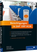 Berechtigungen in SAP ERP HCM, Best.Nr. GP-1826, € 69,90