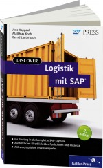 Discover Logistik mit SAP, Best.Nr. GP-1857, € 39,90