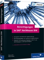 Berechtigungen in SAP NetWeaver BW, Best.Nr. GP-1870, € 49,95