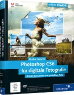 Photoshop CS6 f�r digitale Fotografie, Best.Nr. GP-1896, € 39,90