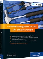 IT-Service-Management mit dem SAP Solution Manager, Best.Nr. GP-1918, € 69,90