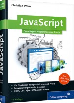 JavaScript, Best.Nr. GP-1979, € 39,90