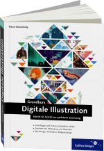 Grundkurs Digitale Illustration, Best.Nr. GP-1991, € 29,90