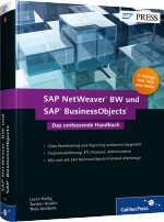 SAP NetWeaver BW und SAP BusinessObjects, Best.Nr. GP-2048, € 59,90