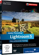 Adobe Photoshop Lightroom 5 (Videotraining), Best.Nr. GP-2439, € 35,95