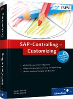 SAP-Controlling - Customizing, Best.Nr. GP-2448, € 69,90
