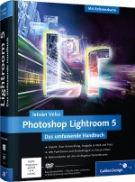 Adobe Photoshop Lightroom 5 - Das umfassende Handbuch, Best.Nr. GP-2500, € 49,90