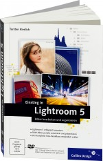 Einstieg in Lightroom 5, Best.Nr. GP-2503, € 24,90