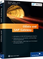 OData und SAP Gateway, Best.Nr. GP-2538, € 69,90