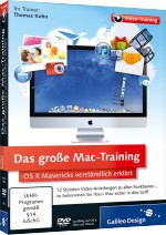 Das gro�e Mac-Videotraining, Best.Nr. GP-2682, € 35,95