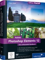 Adobe Photoshop Elements 12 - Das umfassende Handbuch, Best.Nr. GP-2700, € 39,90